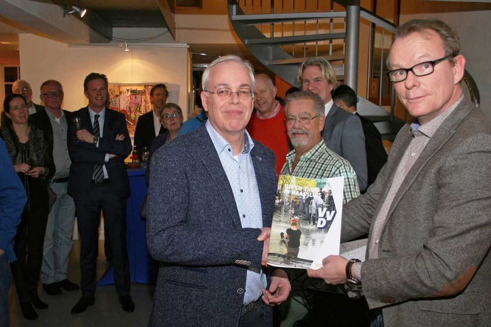 VVD presenteert verkiezingsprogramma