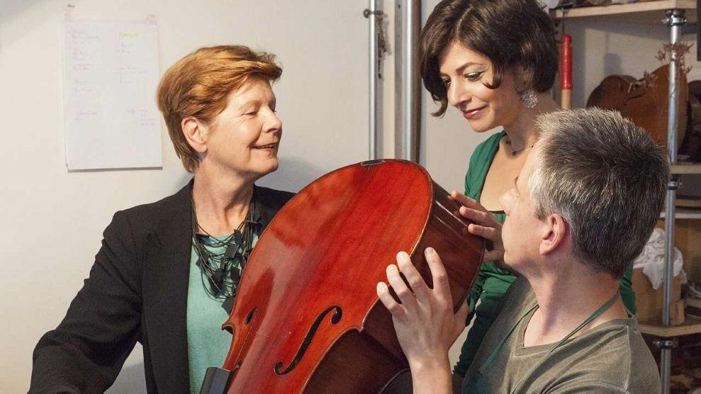 Maartje van Weegen vertelt een muzikaal verhaal