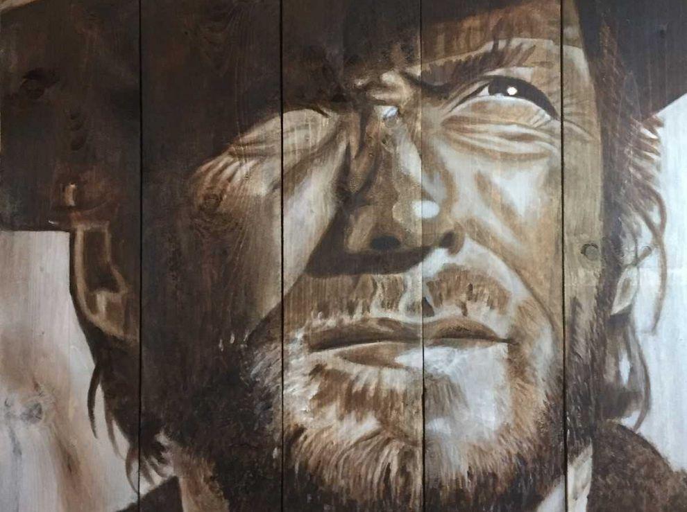 Dick van Gelderen exposeert in Tavenu