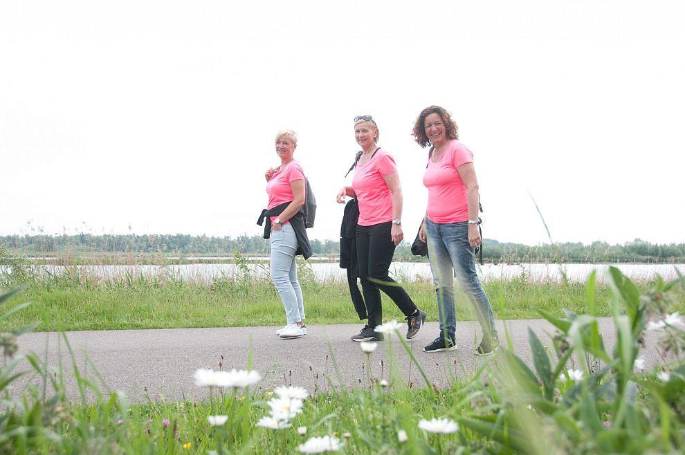 Vrouwen lopen voor Vrouwen op 26 mei in Maassluis