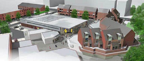 Informatieavond over nieuwbouw Lidl Westeinde