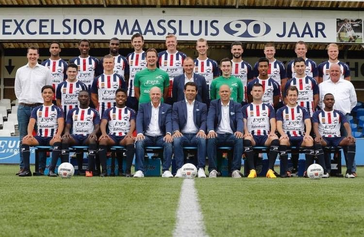 Excelsior – Barendrecht: Strijd om plek in top 5