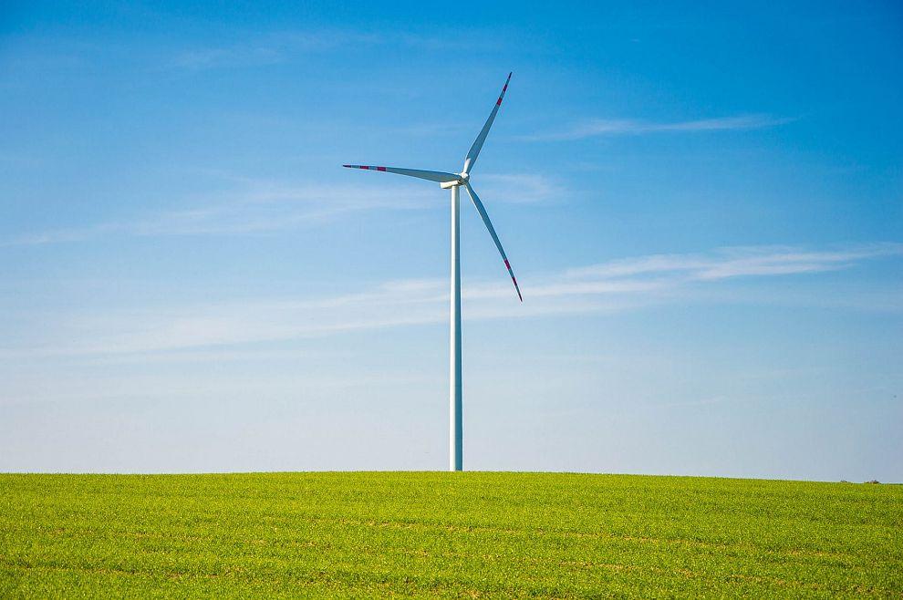 Zorgen over hoge windturbines