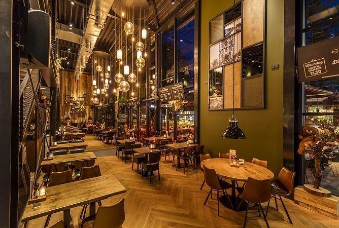 Berenrestaurant bij Euroscoop morgen open