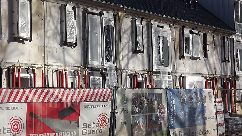 Steun voor beperkte bouw goedkope huizen in Schiedam