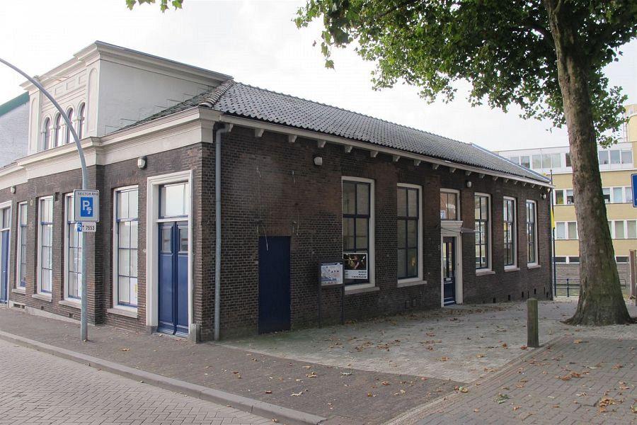 Pannenkoekenrestaurant in VVV-pand