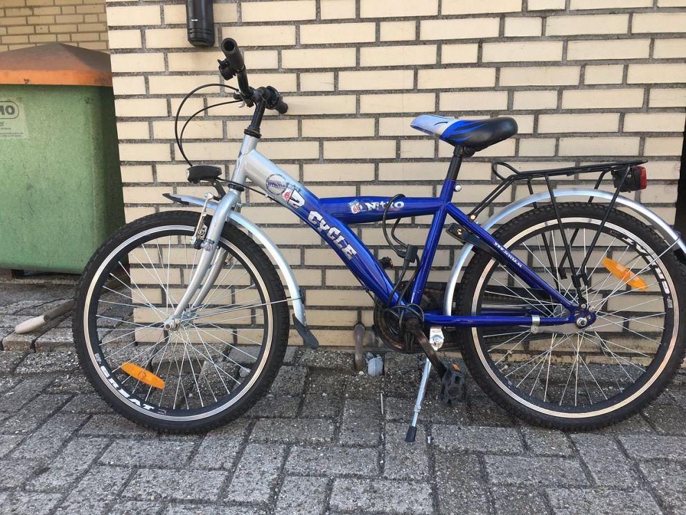 Welk kind mist zijn fiets?