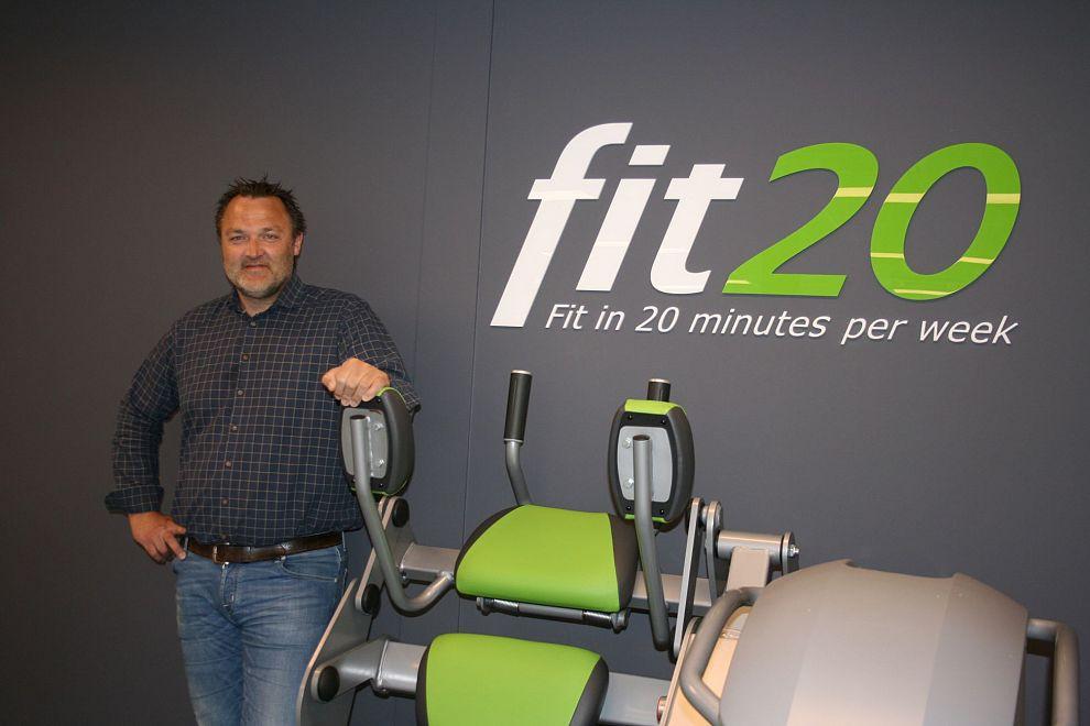 fit20: in alles anders dan de sportschool