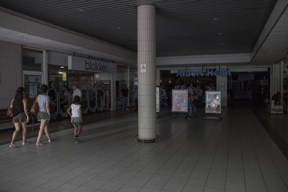 Stroomstoring treft centrum en zuid