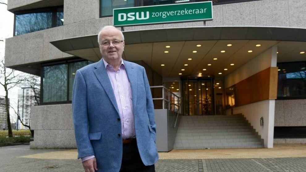 Chris Oomen hoopt op fantastische ideeën voor Anne-Marie van der Lindenprijs