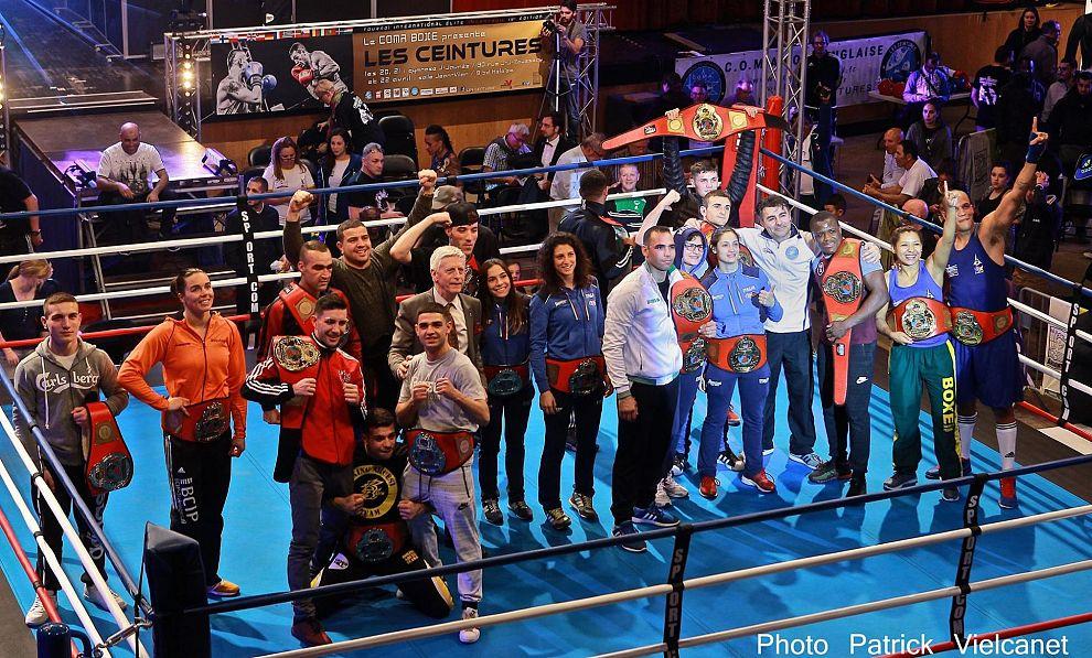 Fontijn wint Les Ceintures