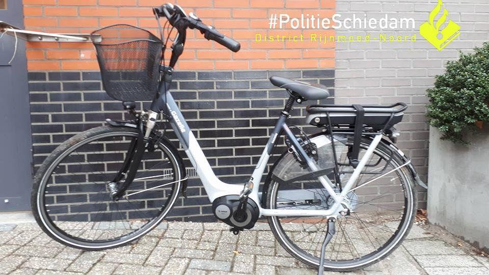 Op zoek naar eigenaar fiets