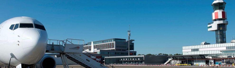 Schiedam zoekt afgezanten bij Rotterdam The Hague Airport