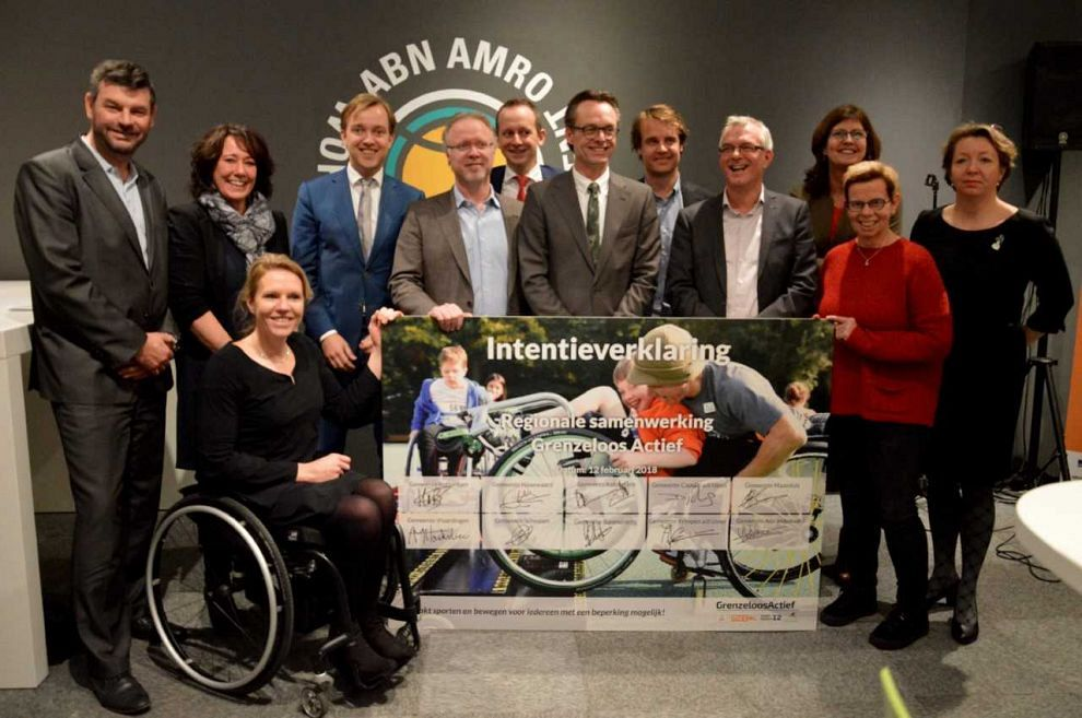 Gemeenten gaan sporten door gehandicapten stimuleren