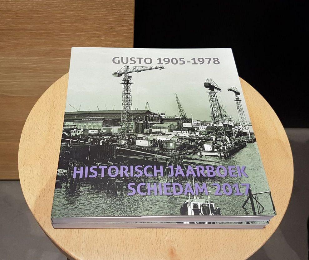 Gusto centraal in Historisch Jaarboek