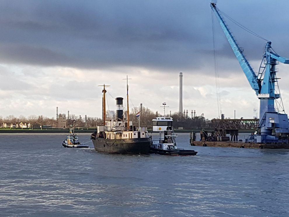 Wilhelminahaven voortaan zonder Spica