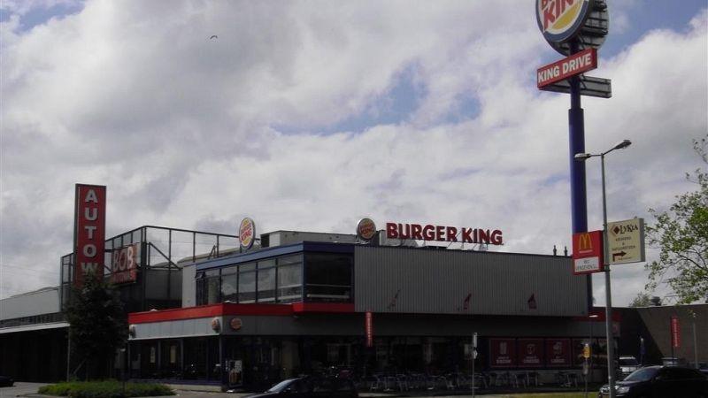 Overval op Burger King