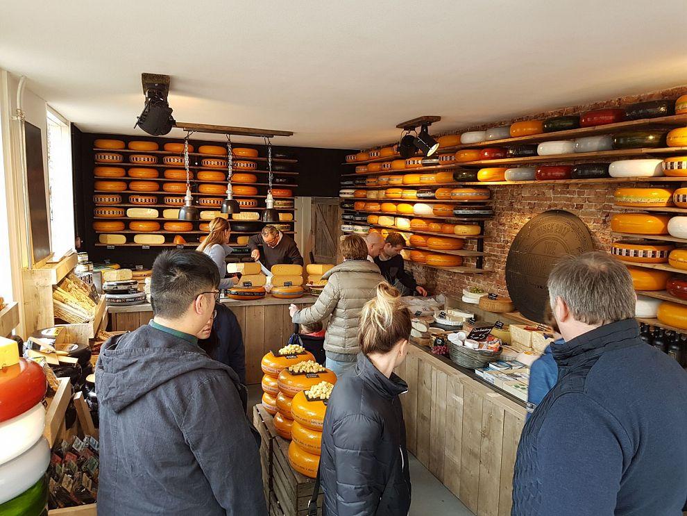 Schiedam-Centrum heeft weer een kaaszaak