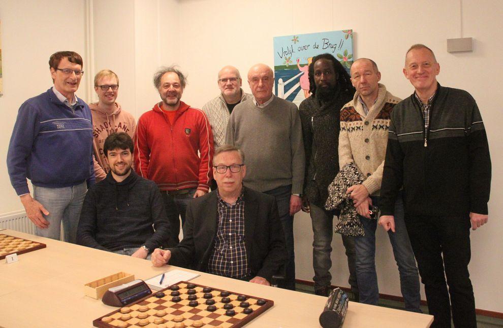 Van Stigt Thans landskampioen