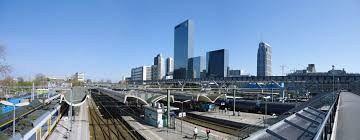 'Drukste station van Schiedam' in top 5 wereldwijd