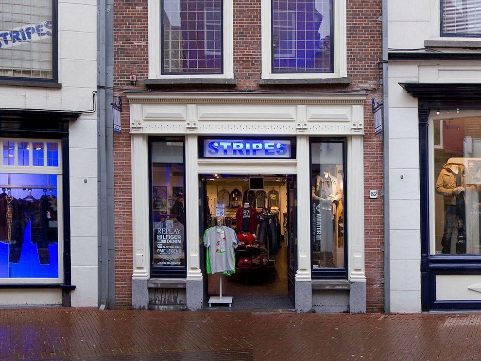 Minder winkels maakt Hoogstraat levendiger