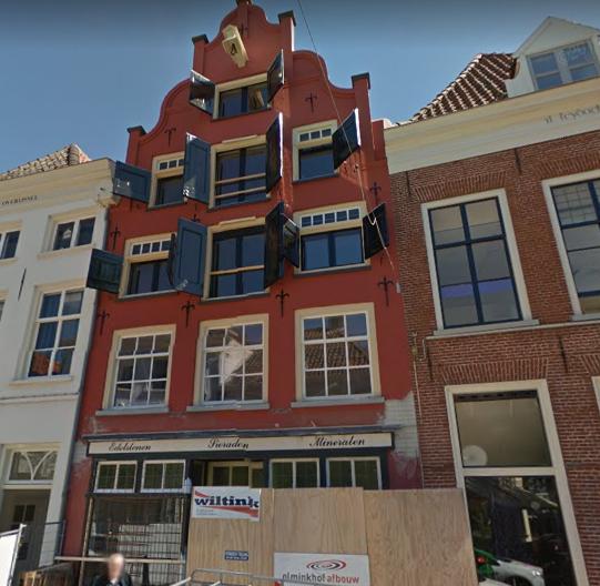 De Biervoerder best opgeknapte monument van Zutphen