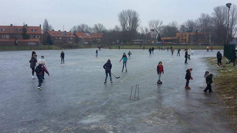 Hoe Zutphen het NK allround schaatsen kreeg