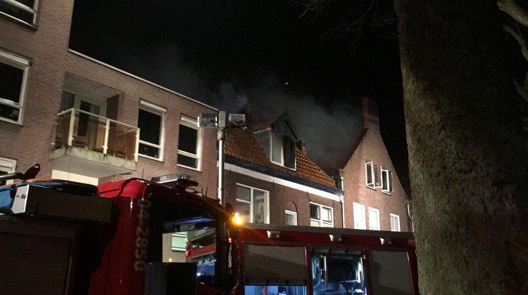 Grote brand in centrum Zutphen maakt woningen onbewoonbaar