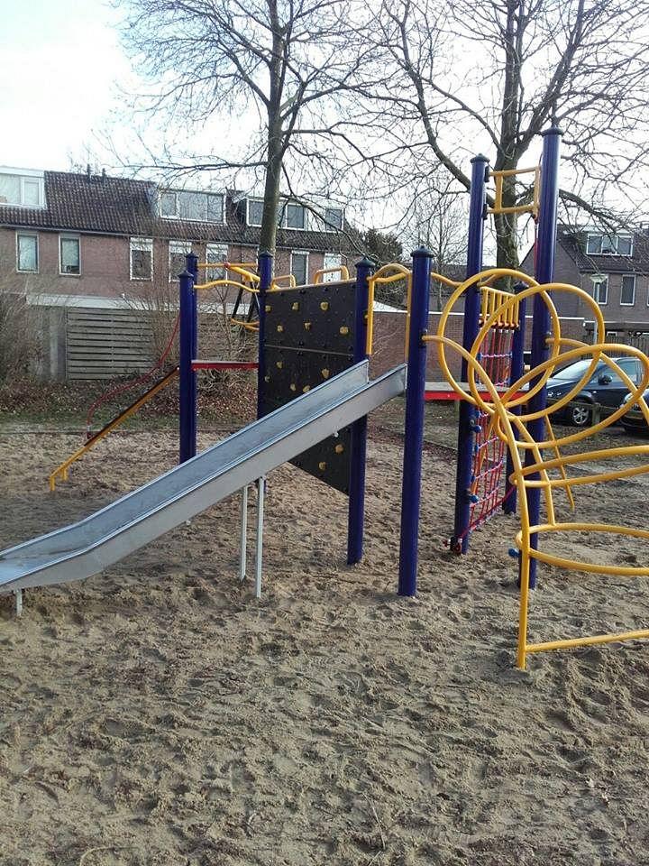 Gemeente Zutphen vervangt speeltoestellen in verband met veiligheidseisen